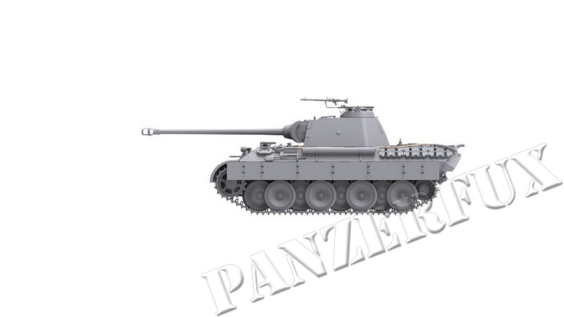 1/35 PzKpfw.V Panther A Early/Mid, Das Werk 35010 - Bild 4