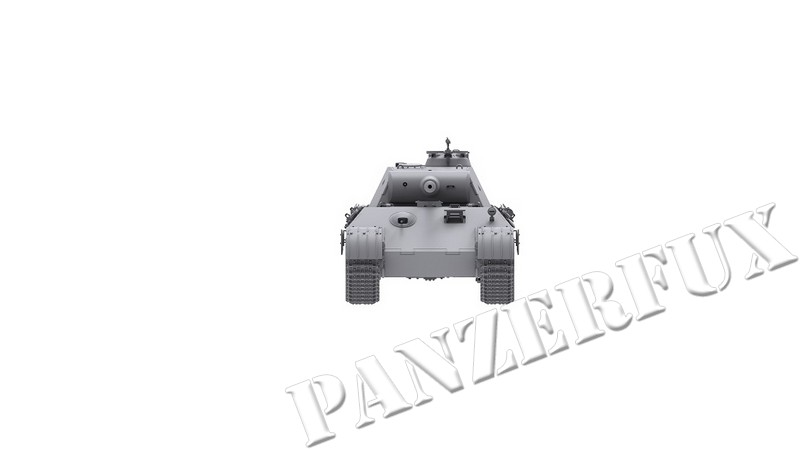 1/35 PzKpfw.V Panther A Early/Mid, Das Werk 35010 - Bild 8
