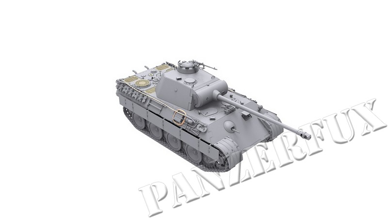 1/35 PzKpfw.V Panther A Early/Mid, Das Werk 35010 - Bild 9