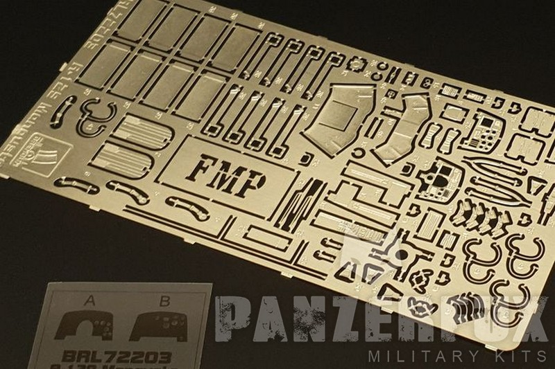 1/72 A-129 Mangusta (for Italeri kit), Brengun 72203 - Bild 2