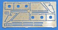 1/72 Photo-etched set for BTR-70 Add-on armor (for ACE kits #72164 & 72166), ACE