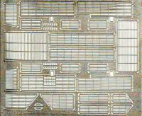 1/72 Photo-etched set slat armor for BTR-70, for ACE kits, ACE, PE7263