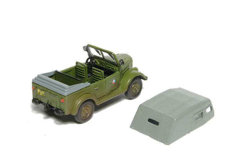 Fahrgestell für LKW 1:87 SDV-Models