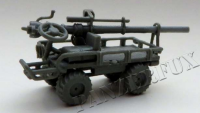 1/87 M274A5 Mule with 106 mm recoilless gun, Trident, 87232