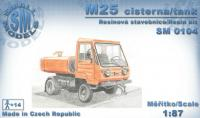 1/87 Multicar M25 Tankwagen, Small Models, 0104