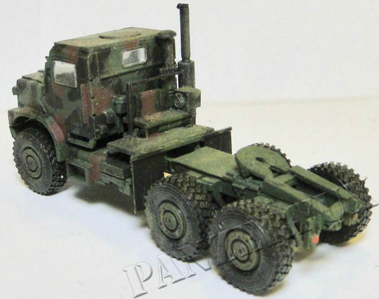 1/87 MK 31 Szgm 6x6 USMC conversion kit for MTVR Mk 23/25