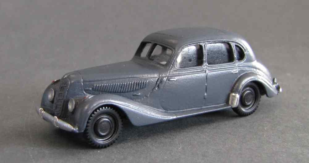 187 Fertigmodell Bmw 335 Limousine 1939 Adp 11651