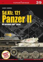 Sd.Kfz. 121 Pz.Kpfw. II, all versions and Luchs - Topdrawings